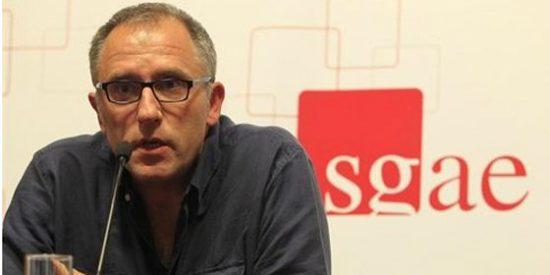 """El nuevo presidente de la SGAE evitará el """"presidencialismo"""" y abogará por el consenso"""