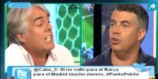 """Siro López, a Julio Pulido: """"No seas como Manolo Lama, parece que los que criticamos a la selección somos antiespañoles"""""""