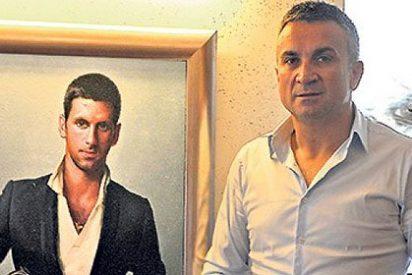 """Nadal responde al padre de Djokovic: """"Mi relación con Novak es muy buena"""""""