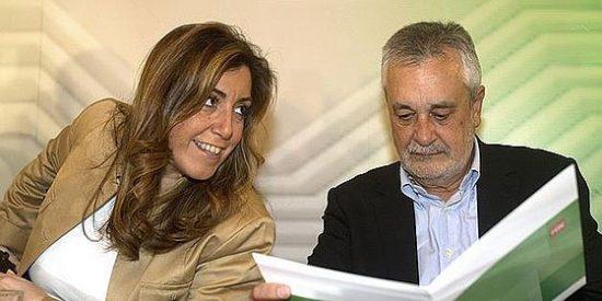 El socialista Griñán abandona la Junta de Andalucía acosado por los ERE