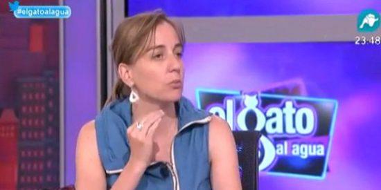 """Tania Sánchez (IU): """"'La Vuelta al Mundo de Willy Fog' era machista y colonialista"""""""