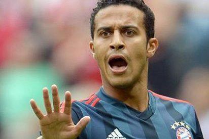 """Thiago: """"El Barça no puso nada de su parte para que me quedara"""""""