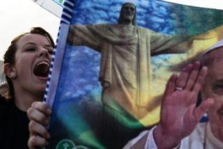 Francisco evita los lujos en el avión que lo llevará a Río de Janeiro