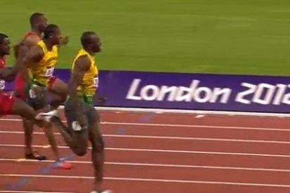 El secreto de la velocidad de Usain Bolt