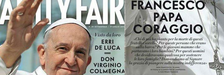"""Francisco, """"Hombre del Año"""" para la revista Vanity Fair"""