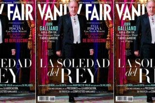 'Vanity Fair' y la soledad del Rey:'Corinna no ha sido el gran amor de su vida, sino el último'