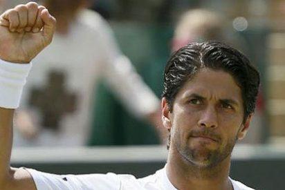 David Ferrer se abre paso a palos en Wimbledon y lo mismo hace Fernando Verdasco