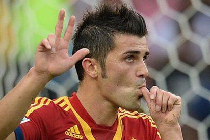 """Sport: """"Villa iba a cobrar esta temporada 3 millones más que en la última por una cláusula que le firmó Laporta"""""""
