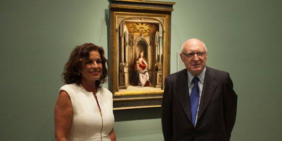 El Prado exhibirá durante los próximos 5 años la 'Virgen de la leche' de Berruguete