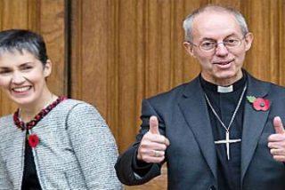 "Justin Welby: ""Ordenaremos mujeres obispos"""