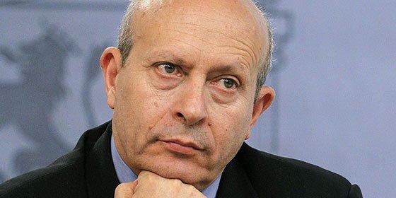 Wert no seguirá en política cuando deje de ser ministro de Educación