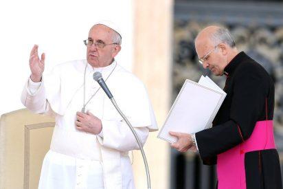 """Xuereb dice que el Papa va a Lempedusa a """"llorar a los muertos"""""""