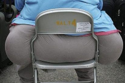 Si es hijo de una obesa tiene más riesgo de morirse joven de un ataque al corazón