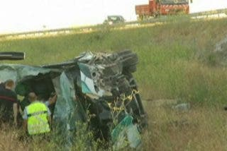 Un pasajero cabreado provocó el accidente de autocar en Francia al tirar del volante