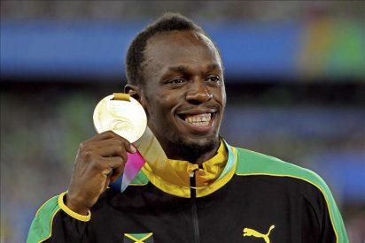 [Video] Bolt, oro en 200 m. en Moscú, a un paso de superar el récord de Carl Lewis en victorias en Campeonatos del Mundo