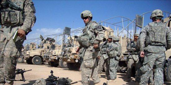A las tropas estadounidenses les ponen de drogas hasta arriba...¿experimento o algo más?