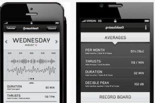 Una aplicación para el móvil te dice qué tal eres a la hora de 'cumplir' en la cama