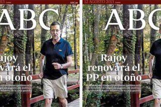 ¿Renovará Rajoy el Partido Popular por el 'caso Bárcenas'? El 'ABC' dice que sí, que lo hará en otoño 2013