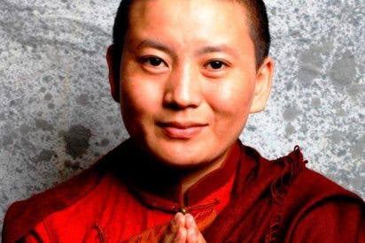 La monja budista más famosa de Nepal