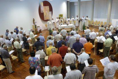 Concluye la Asamblea de los sacerdotes del Prado en España