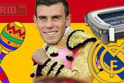 El 'Daily Mirror' se mofa de Bale por venirse al Real Madrid y lo viste de torero