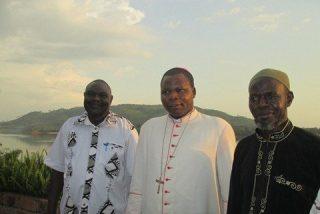 El arzobispo de Bangui se la juega