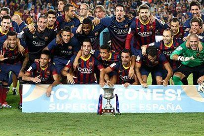 El Barça se lleva la 'Supercopa' pero sin superar nunca al Atlético de Madrid