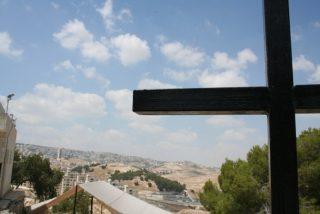 La iglesia más misionera está en Palestina