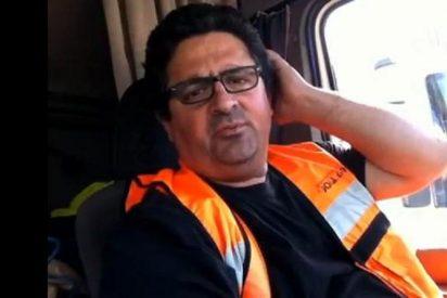 El 'camionero indignado' arrolla en YouTube a los políticos que ponen baches en el camino