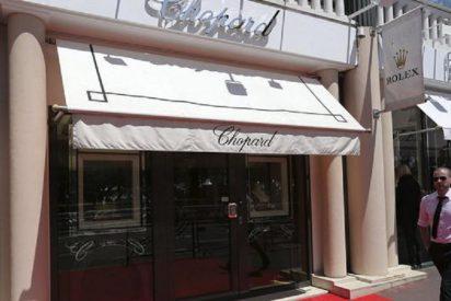 Detenido en Mallorca en 'plena faena' un sospechoso del robo de las joyas de Chopard en Cannes