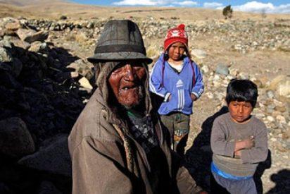 Al hombre más viejo del mundo (123 años) sólo le duele la cabeza cuando come fideos