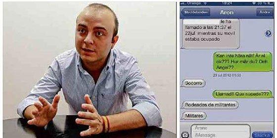 """Carromero: """"Payá salio vivo del coche y los servicios secretos cubanos lo asesinaron"""""""
