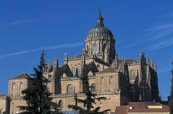 Portazo en la Catedral de Salamanca