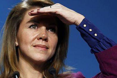 """Valenciano en Facebook a Cospedal: """"Ahora es la palabra de Rajoy contra la suya, no la de Bárcenas"""""""