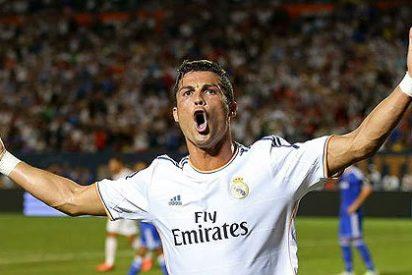 Cristiano Ronaldo recuerda a Mourinho quien es el verdadero 'The One' con dos golazos