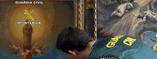 Se evaporan 'goyas', 'murillos', 'rembrandts' y 'grecos' legados por un magnate a Barcelona