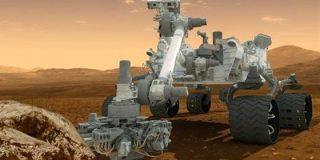 La NASA lanza un vídeo de dos minutos sobre un año del Curiosity en Marte