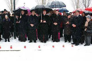 El barracón de los sacerdotes en Dachau