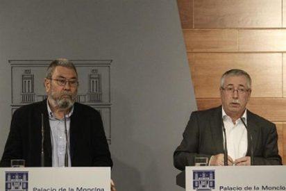 'Tijeretazo' del Gobierno a los sindicatos: se les reducen las subvenciones casi a la mitad