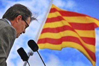 Artur Mas no quiere encadenarse a la Diada y mucho menos cruzar Cataluña de cabo a rabo