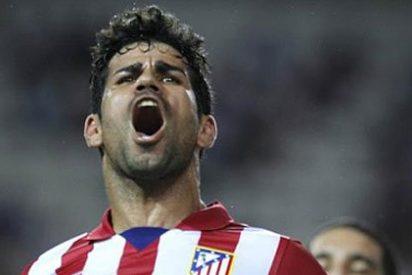 Diego Costa da al Atlético de Simeone la primera victoria de la temporada
