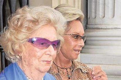 Muere en la Casa de Pilatos la duquesa de Medinaceli, once veces Grande de España