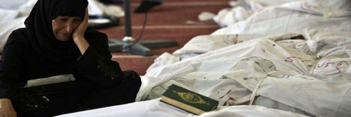 El papa reza por Egipto y espera que las partes elijan la vía del diálogo