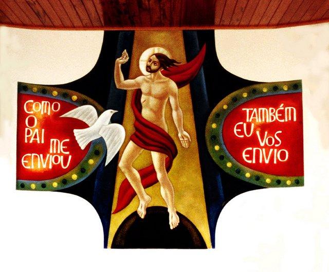 El incendio de Jesús
