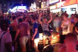 Lo de Punta Ballena es de miedo: Aparece un turista ahorcado de una sábana en plena calle