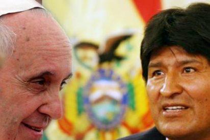 """Morales: """"El Papa nos aceptó una cita"""""""