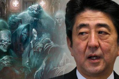 El miedo a los fantasmas impide al primer ministro japonés vivir en la residencia oficial