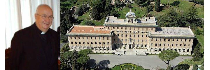 """Un español, """"número dos"""" del Gobierno del Estado vaticano"""