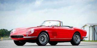 Paga 28 millones de dólares para hacerse con el Ferrari más raro del mundo