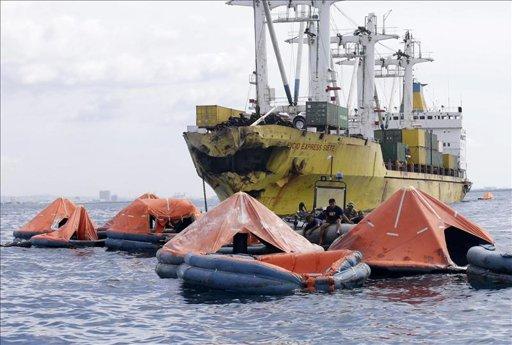 Condolencias del Papa por el naufragio en Filipinas